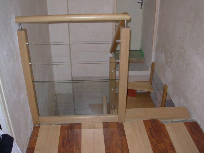 artisan menuisier certifi rge guibert guibert yvon accueil escaliers. Black Bedroom Furniture Sets. Home Design Ideas